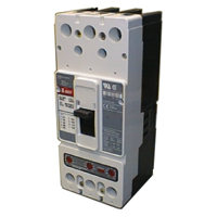 600V 150 Amp  3 Pole  DC Rated CB  Type HFD | Image